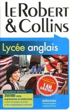 ROBERT&COLLINS LYCÉE ANGLAIS