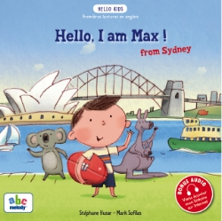 HELLO, I AM MAX ! FROM SYDNEY