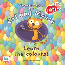 CAT AND MOUSE - LEARN THE COLOURS! (NIVEAU 1)