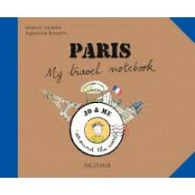 PARIS MY TRAVEL NOTEBOOK