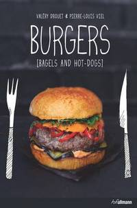 BURGERS, BAGELS AND HOT DOGS