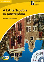 C.D.R. 2 - A LITTLE TROUBLE IN AMSTERDAM & MULTIROM (GB)