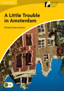 C.D.R. 2 - A LITTLE TROUBLE IN AMSTERDAM (GB)