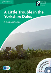 CDR3 - A LITTLE TROUBLE IN THE YORKSHIRE DALES & CD-ROM & CD (GB)