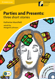 C.D.R. 2 - PARTIES AND PRESENTS: THREE SHORT STORIES + CD/CD-ROM