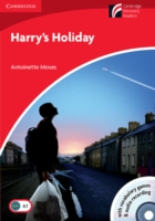 C.D.R.1 - HARRY'S HOLIDAY  + CD-ROM + CD