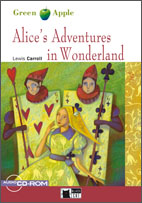 ALICE'S ADVENTURES IN WONDERLAND & CD