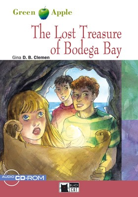LOST TREASURE OF BODEGA BAY & CD