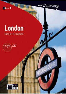 STEP 1 - LONDON & CD