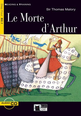 LA MORTE D'ARTHUR (STEP 4)