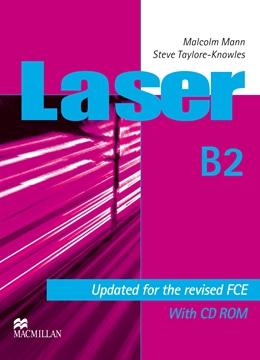 LASER B2 STUDENT'S BOOK  +  CD ROM