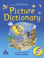 LONGMAN CHILDREN'S PICTURE DICTIONARY + CDS