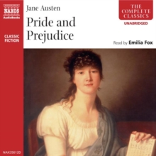 AUDIOBOOK - PRIDE AND PREJUDICE (UNABRIDGED)