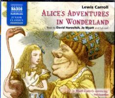 AUDIOBOOK - ALICE'S ADVENTURES IN WONDERLAND