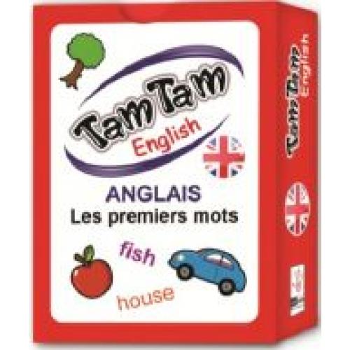 TAM TAM ENGLISH : LES PREMIERS MOTS