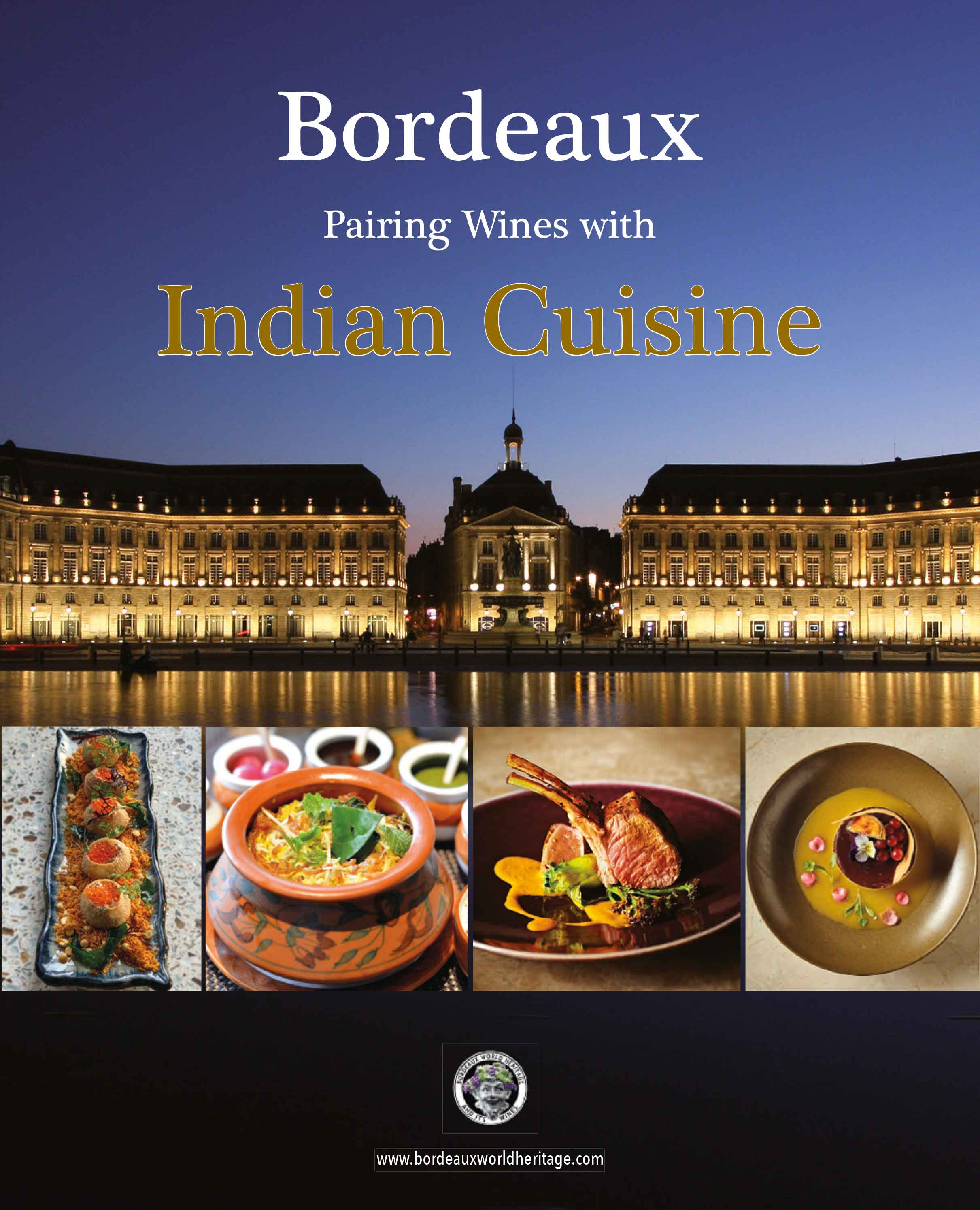 BORDEAUX PAIRING WINES WITH INDIAN CUISINE